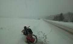 Trans lab (10) (shanecycles.com) Tags: winter canada expedition cycling shanecyclescom