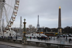 Paris, 2013. (B Plessi) Tags: paris france tour place eiffel concorde francia bgp parigi 2013