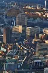 View From The Shard 14 (gary8345) Tags: london eye shard the 2014 londonist shardviewcitytraintracklondon
