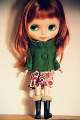Blythe of the day : Matisco
