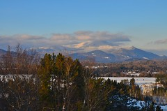 DSC_0199 (Michael P Bartlett) Tags: winter sky lake snow mountains sports day skiing adirondacks olympics lakeplacid skijumps