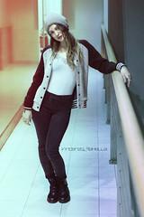 Giorgia C. (vince_enzo) Tags: urban cold cute sexy girl smile fashion canon hair torino eos nice eyes sweet sensual sguardo teen sweetie 600d