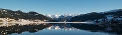 Reflection (Stephi 2006) Tags: schweiz schwyz einsiedeln
