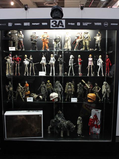 threeA – 2014【紐約玩具博覽會】New York Toy Fair 新品搶先看