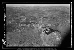Jaffa Road over the Castel Range. View looking west (APAAME) Tags: archaeology ancienthistory middleeast aerial libraryofcongress airphoto oblique aerialphotography matsoncollection nitratenegative aerialarchaeology geocodedbasedonsite