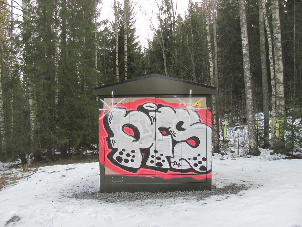 The World's most recently posted photos of graffiti and jyväskylä