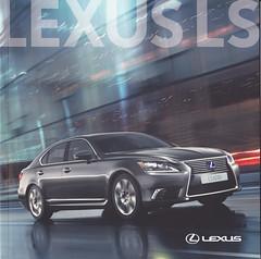 USF40 UVF46 Lexus LS460 LS600h (celicacity) Tags: january brochure lexus ls600h ls460 usf40 uvf46 gbngl122lsvb
