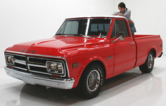 "1968 GMC Truck • <a style=""font-size:0.8em;"" href=""http://www.flickr.com/photos/85572005@N00/12950635863/"" target=""_blank"">View on Flickr</a>"