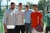 "carlos perez jose carlos perez y jose carlos gaspar el candado campeonato andalucia padel equipos 2 categoria marbella marzo 2014 • <a style=""font-size:0.8em;"" href=""http://www.flickr.com/photos/68728055@N04/13378126683/"" target=""_blank"">View on Flickr</a>"
