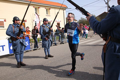 Trail des Tranches 2014 - Crdit photo : Dominique ANCIAUX (Tourisme Grand Verdun) Tags: sport de marathon course trail animation sur champ meuse 1418 bras bataille verdun athltisme douaumont tranche