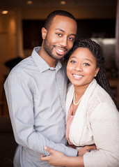 Jerrica & Danny (nkadu) Tags: wedding chicago love engagement couple marriage together jerricadanny