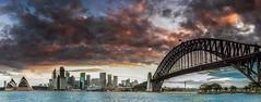 Sydney (Kash Khastoui) Tags: city bridge opera cityscape harbour sydney australia kash khashayar khastoui