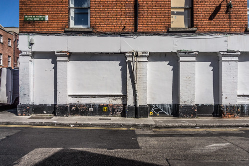 More Street Art Has Disappeared - Little Green Street