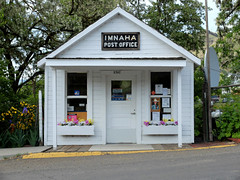 Post Office, Imnaha, OR (altamontstreet) Tags: oregon pacificnorthwest wallowa