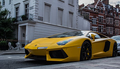 london cars coffee car yellow jaune canon photography flickr awesome super spot voiture exotic spotted expensive lamborghini supercar spotting matte sportscar sportscars supercars streetcars 2014 d600 worldcars hypercars worldofcars aventador lp7004
