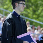 "<b>Commencement</b><br/> Luther College Commencement on Sunday, May 25, 2014. Photo by Breanne Pierce<a href=""http://farm4.static.flickr.com/3669/14303441623_e1a3e5a58d_o.jpg"" title=""High res"">∝</a>"