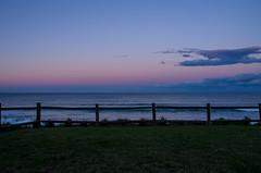 sunset (Mac Ferdinand) Tags: sunset sea sky flickr sydney australia palmbeach k5 sigma18200