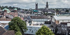 VIEWS OF THE CITY FROM THE WALLS OF ELIZABETH FORT [CORK] REF-106667