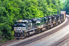 Cassandra2 (arcadia1969) Tags: ns trains southern cassandra freighttrains railroads norfolksouthern sd70ac