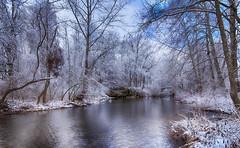 February snow