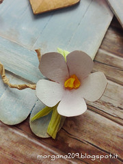 casettaprimavera_05w (Morgana209) Tags: casetta abbassalingua recupero riciclo riciclocreativo handmade diy faidate fattoamano birdhouse flower fiorellini primavera spring fiori rosa azzurro cuore nastro woodstick wood