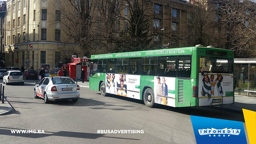 Info Media Group - Benetton, BUS Outdoor Advertising, 03-2017 (6)