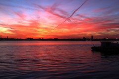 0232 (ElitePhotobox2) Tags: mersey sunset wirral river liverpool linux luminance hdr krita