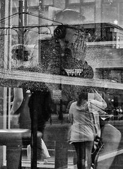 (daveson47) Tags: bw blackandwhite monochrome mono window gritty grit street streetphoto streetphotography minneapolis ricoh ricohgrd grd