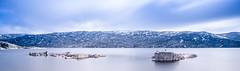 Lagoa Comprida (Hugo Miguel Peralta) Tags: nikond7000 tokina1224 leebigstopper leefilter serra da estrela lagoa comprida lake longaexposição
