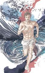 Be superior #fast (milazayakina) Tags: illustration advertising ad sport nike fast watercolor digital art superiority