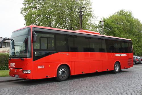 Reisedienst Bonte: Irisbus Crossway HR-RC 680