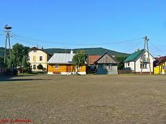 Mrzygłód - Mrzygłód - small-town buildings (Galicyjska zabudowa małomiasteczkowa)