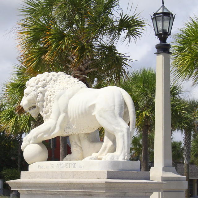 Bridge of Lions - St. Augustine, FL