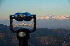 Superga, 29.03.2017-17 ( YariGhidone ) Tags: rosso avventura van life vanlife torino landscape superga camper sunset sunrise alba paesaggio top
