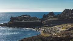 Vista (Suso Couceiro) Tags: baroña castro paisaje costa