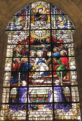 SEVILLA - VIDRIERA DE LA CATEDRAL (mflinera) Tags: sevilla catedral vidrieras andalucia españa