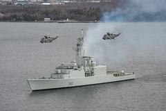 HMCS Athabascan paying off ceremony (RCAF-ARC) Tags: qulsiezpuknfoybgt1jdrsbbg1jjru5orq day jourdomestic rvhurvjjt1i7ievyvinssuvvug sevmsunpufrfulm7ieidteldt1bu6vjfuw horizontalnationalnavy marineno people sans personne t1vure9pulm7ievyvinssuvvug ships navireswater eauwide shot plan densemblehalifaxnova scotiacanadacaair force aérienneexterior extérieurhelicopters hélicoptèresoutdoors extérieur