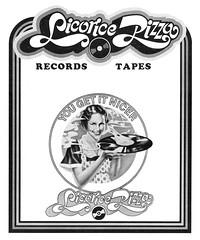 licorice pizza records & tapes (Al Q) Tags: licorice pizza records tapes store