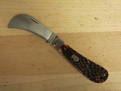Boker Plus Hawkbill (CapCase) Tags: knife cutlery folder pocketknife boker bokerplus hawkbill