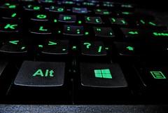 Alternative Windows Synecdoche (clarkcg photography) Tags: flickrfriday synecdoche keys alt windows question greaterthan lessthan keyboard computer wideworldweb www