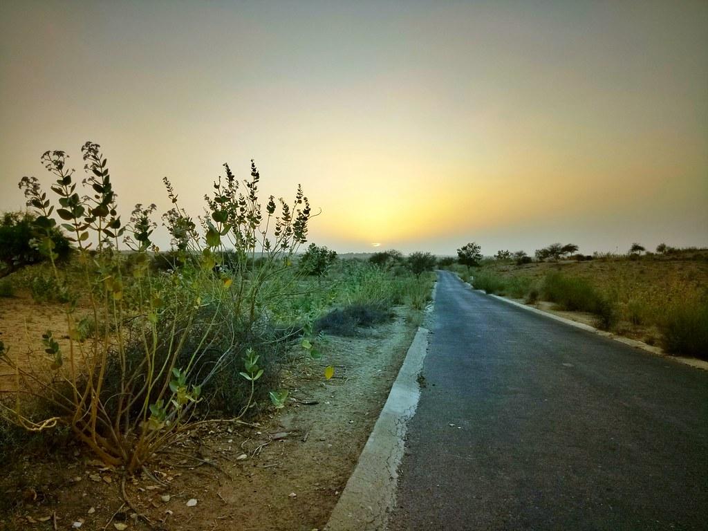 top thar desert sunset - photo #24