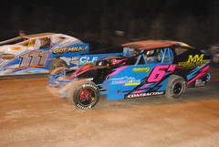 Staging (Joe Grabianowski) Tags: street ny cars stock racing dirt modified oval ransomville dirtcar