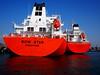 Bow Star & Bow Nangang (tord75) Tags: ship southkorea tankers ulsan shipspotting onsan odfjell shiptoshiptankersodfjell