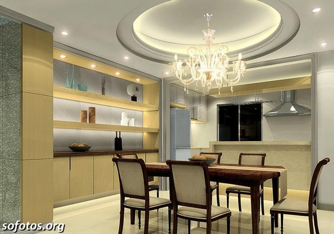 Salas de jantar decoradas (56)
