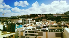 #LasPalmas #Buildings #Hill #Clouds (sauygeul) Tags: clouds buildings hill laspalmas uploaded:by=flickrmobile flickriosapp:filter=toucan toucanfilter