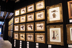 Grordbort's Exceptional Exhibition (battyden) Tags: new greg exhibition zealand wellington exceptional broadmore