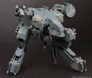 Metal Gear REX - Fin 8 by Judson Weinsheimer