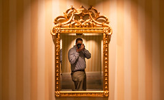 241/366 - Off to the brewery (Brian.Buckler) Tags: trip wedding 2 portrait reflection self canon project eos 50mm hotel mirror mark f14 brian ii brewery 5d 365 stl ef selfie 366 buckler 5d2