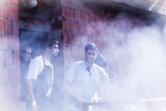 Rostilj [ Rodjendan ] @Tresnja (ntrifunovic) Tags: party portrait man male beer smoke barbecue maile milos rodjendan ceka vikendica rostilj tresnja makso ugljesa mrdjan