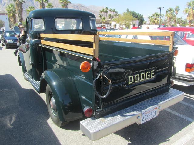 truck pickup dodge 1951 b3b